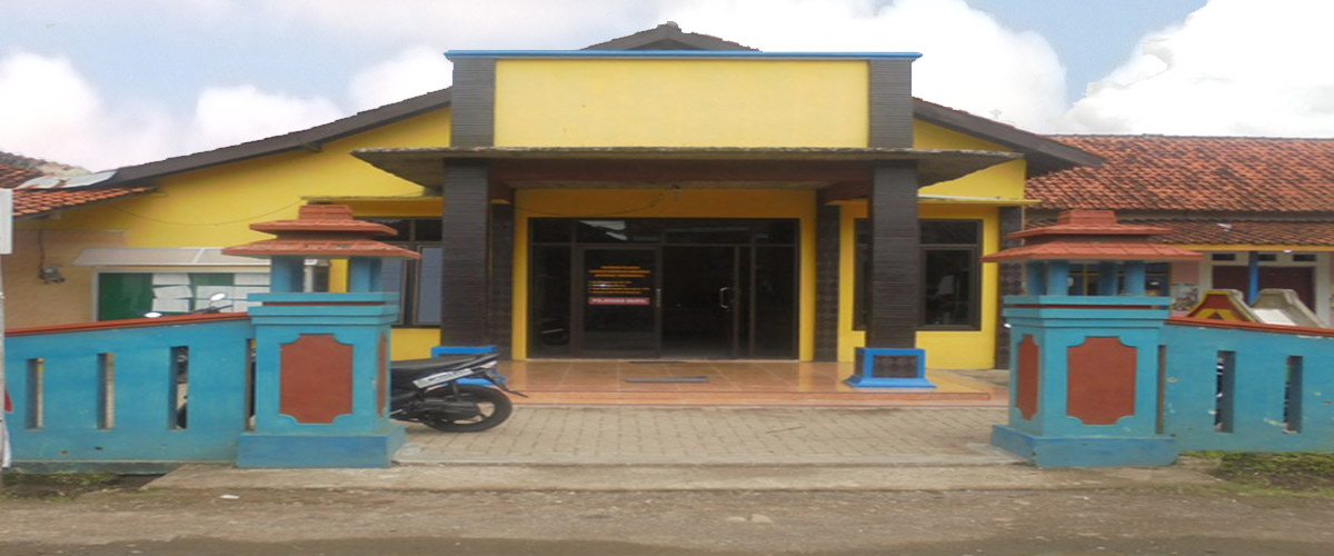 Kantor Desa Jebed Utara